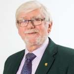 Provost Dennis Melloy - Councillor for Strathmore Ward